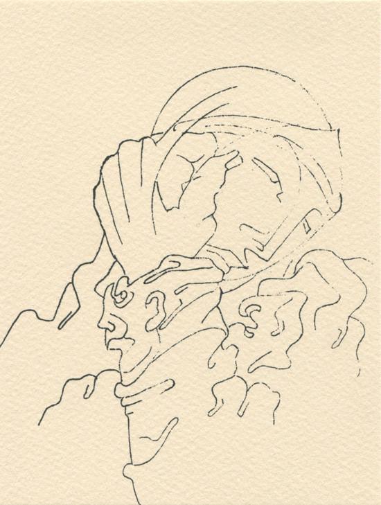 Arif Dino print