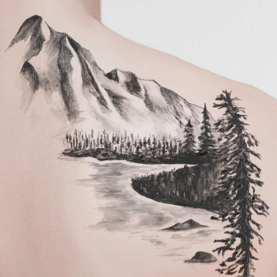 Landscape in a Capsule